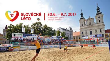 Máme termín Slováckého léta 2017