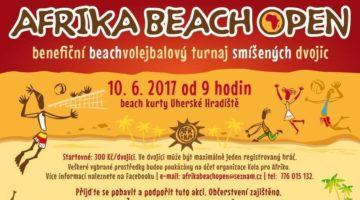 Afrika Beach OPEN 2017 – již 10.6.2017
