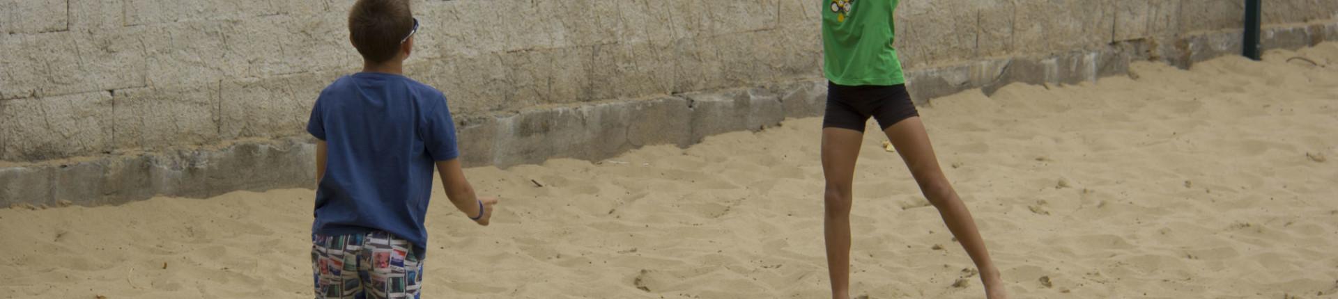 Krajský přebor středních škol v plážovém volejbalu