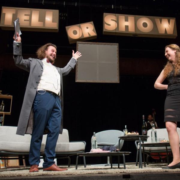 Filip Teller – Tell or show