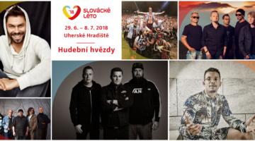Slovácké léto startuje již za pět dní!!!