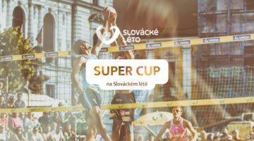 Super Cup v Uherském Hradišti byl zalitý sluncem