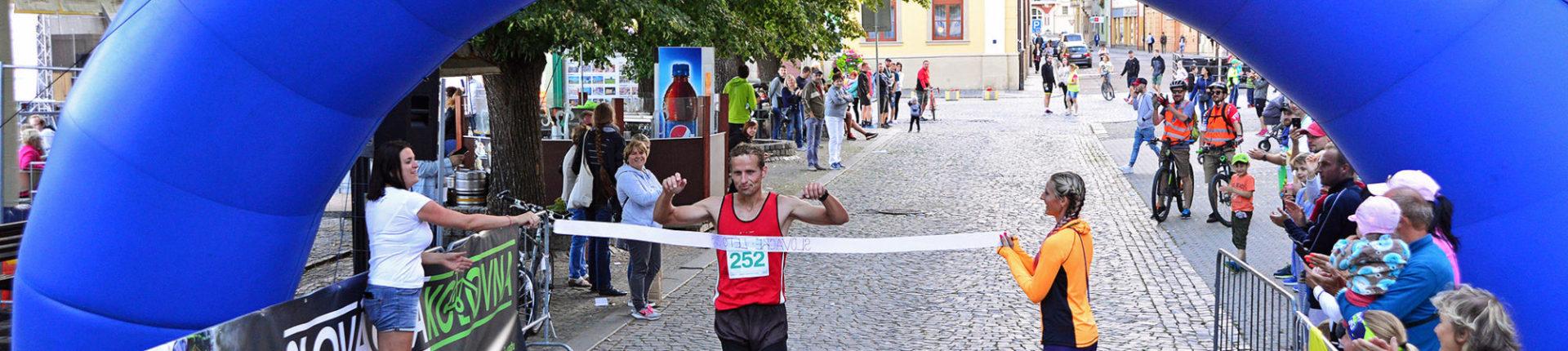 Decathlon běh – spuštění registrací