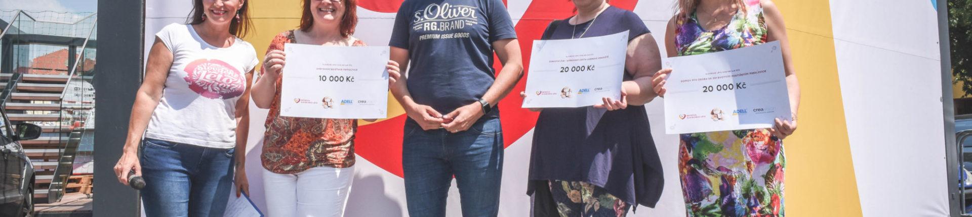 Benefice Slováckého léta pomáhá na mnoha místech