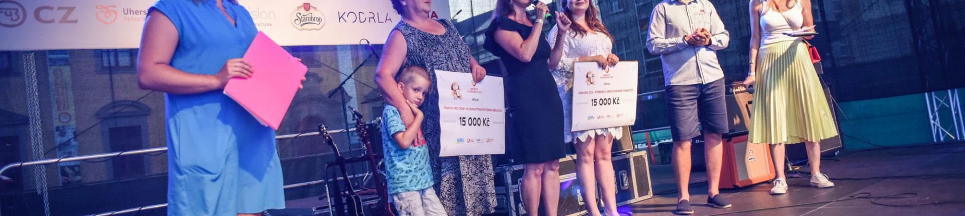 Benefice Slováckého léta: 11 let a téměř milion korun na dobrou věc