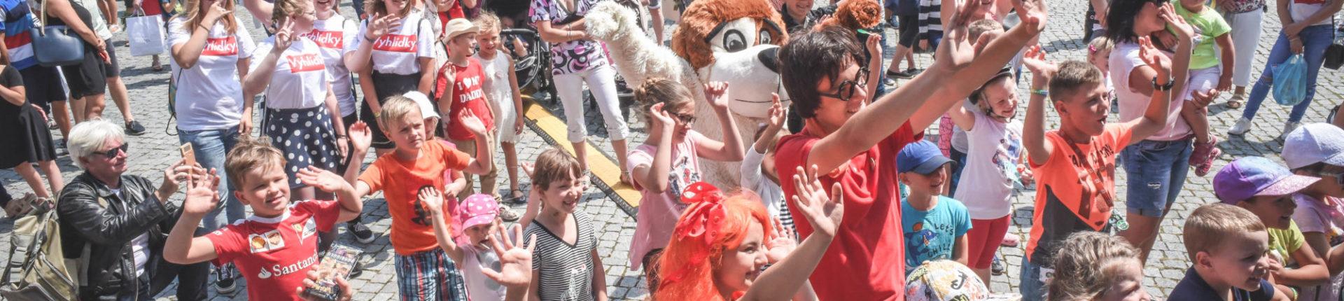 Dětský program Slováckého léta 2019: spousta sportu i zábavy