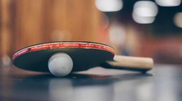 Stolní tenis pro děti po celou dobu Slováckého léta