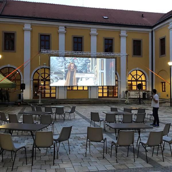 Yesterday Letní Kino – Smetanovy sady