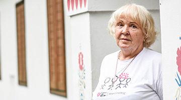 Zdena Wasserbauerová:  Svůj dar zdraví bychom měli věnovat iostatním