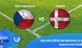 Česko vs. Dánsko (ME2021)